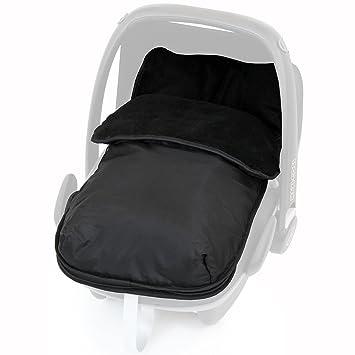 Universal Car Seat Foot to Fit All Car Seats - Black (Black ...