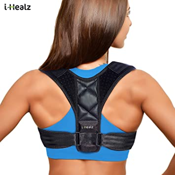 b456d8829ed85 Amazon.com  i-Healz Posture Corrector for Women   Men