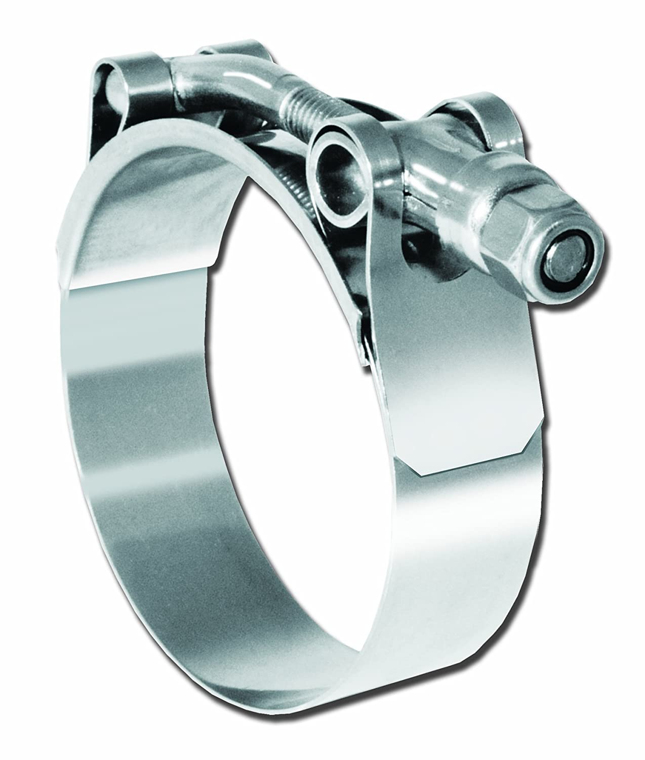 Pro Tie 33736 T-Bolt All Stainless Hose Clamp 4-9//16-Inch SAE Size 108 Range 4-1//4-Inch