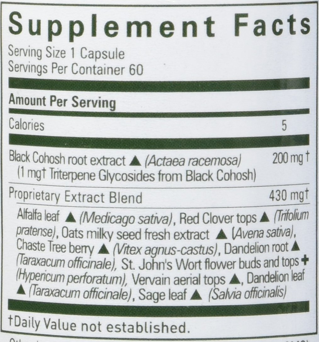 Gaia Herbs (Professional Solutions) Female Hormone Support 60 lvcaps by Gaia Herbs/Professional Solutions (Image #2)