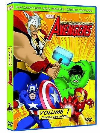 Avengers L équipe Des Super Héros Volume 1 L Union