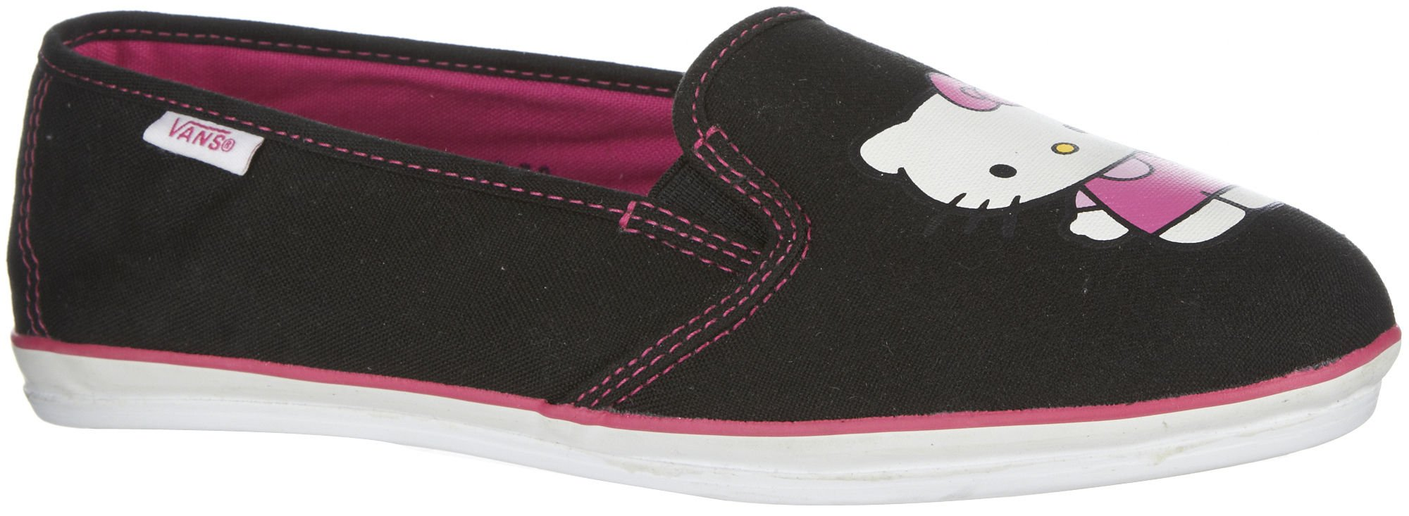 553270d9b7199 Galleon - Vans Women's Kalani (Hello Kitty) Casual Shoes (6)