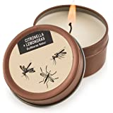 Pajoma Duftkerze ''Anti Mücke''  in der Dose mit hohem Duftanteil, Premium Qualität extra für Weihnachten, Brenndauer: circa 7 Stunden