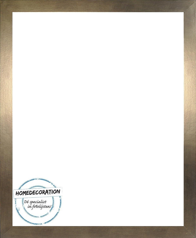 venta al por mayor barato Largo  96 96 96 Cm Ancho  22 cm Marco Misano 96 x 22 cm MDF, marco en estilo moderno 22 x 96 cm, Color seleccionado  bronce con vidrio acrílico antirreflector 1 mm  tienda en linea