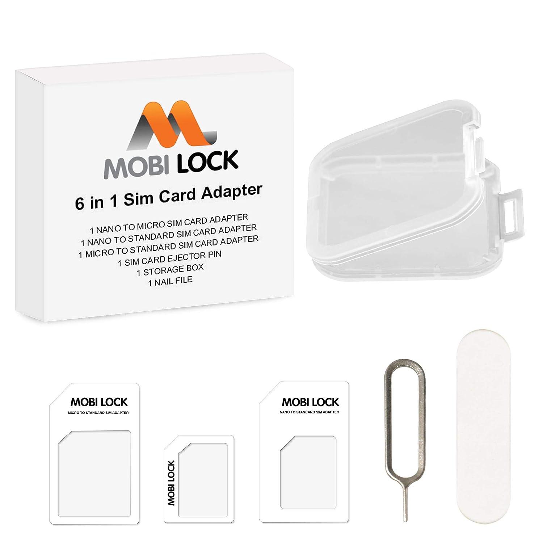 Amazon.com: Tarjeta SIM: Lock Sourcing Limited 2010