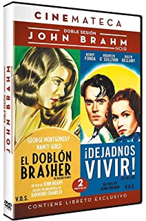 The steel trap 1952 a blueprint for murder 1953 region 2 pal john brahm the brasher doubloon 1947 let us live 1939 malvernweather Images