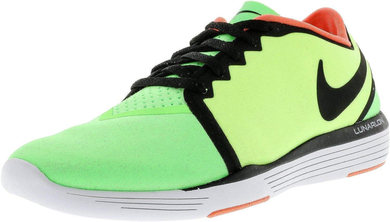 Nike Wmns Lunar Sculpt, Zapatillas de Gimnasia para Mujer, Verde (Vltg Green/Blk-Vlt-Brght MNG), 42 1/2 EU: Amazon.es: Zapatos y complementos