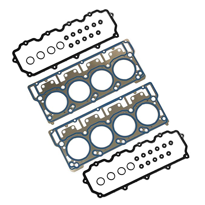 Amazon Com Mls Head Gasket Valve Cover Kit Fits For Ford F250 F 350