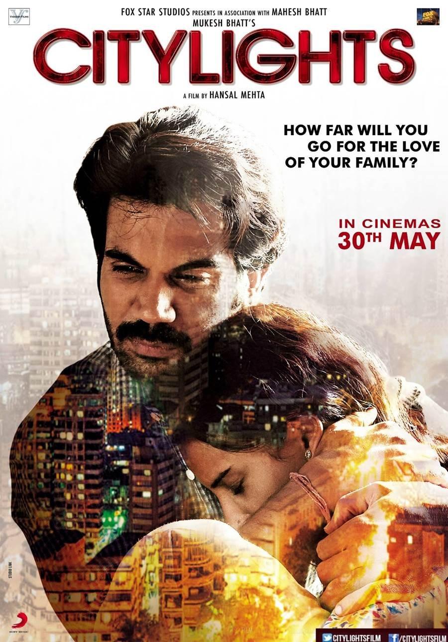 Amazon.com: Citylights Hindi DVD (Rajkummar Rao, Patralekha)  (Bollywood/Film/2014 Movie): Rajkummar Rao, Patraleka, Manav Kaul, Khushboo  Upadhyay, ...