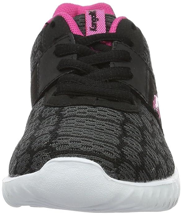 KangaROOSKaboo 6000 - Zapatillas Niñas, Color Negro, Talla 35 EU