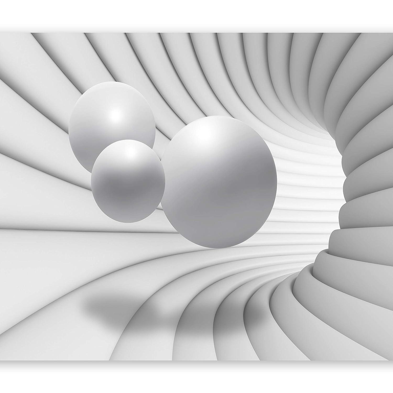 Murando - Fototapete 400x280 cm - Vlies Tapete - Moderne Wanddeko - Design Tapete - Wandtapete - Wand Dekoration - Kugel Abstrakt 3D a-A-0154-a-c