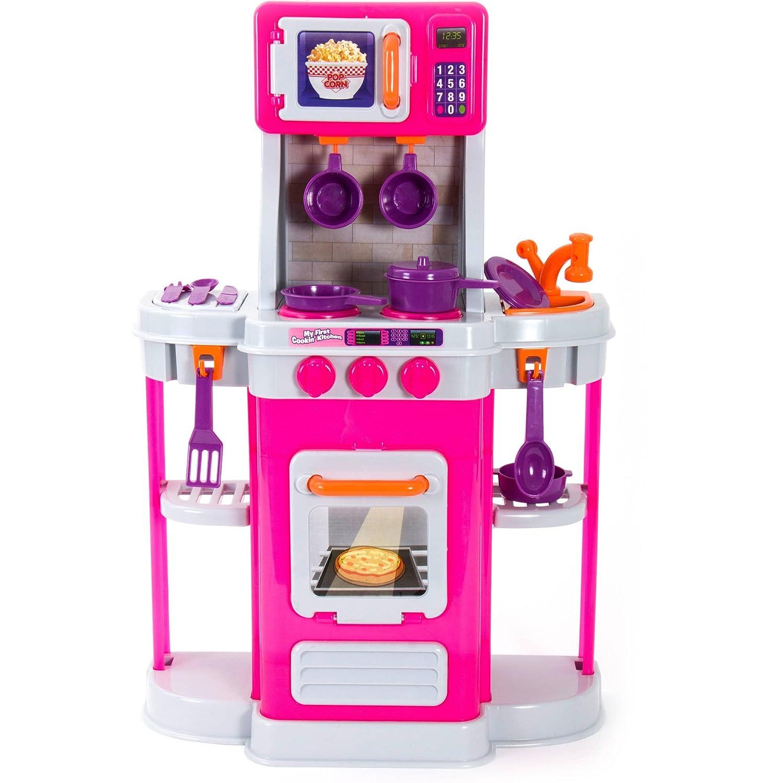 Amazon com spark kitchen playset toys games