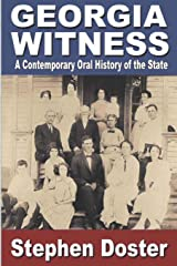 Georgia Witness: A Contemporary Oral History of the State Paperback