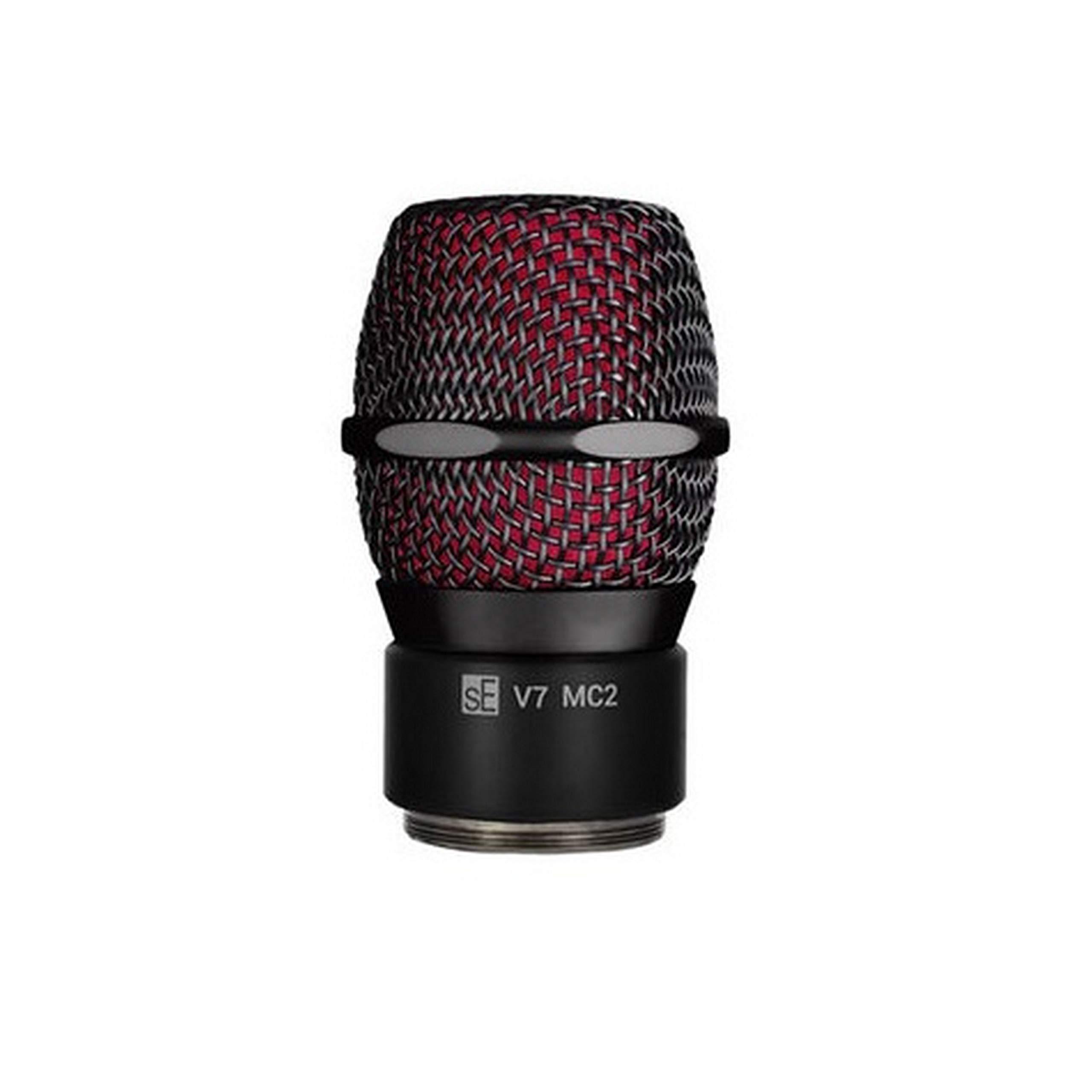 sE Electronics V7 MC2 BLACK V7 Dynamic Microphone Capsule by SE Electronics