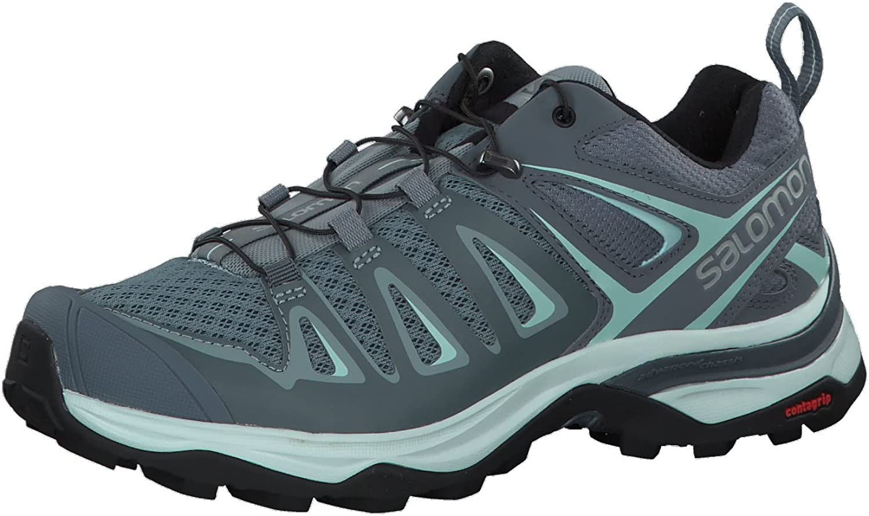 Salomon Womens X Ultra 3 Zapatilla De Trekking - AW18-43.3: Amazon.es: Zapatos y complementos
