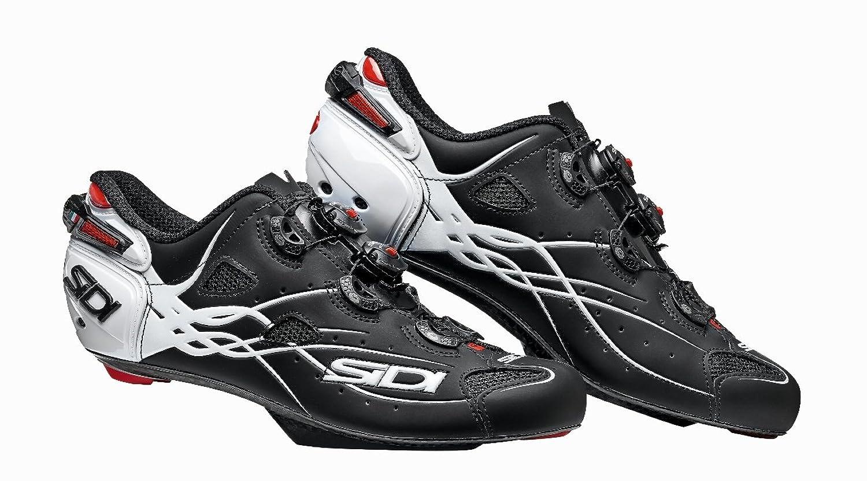 シディ (SIDI) ショット SHOT スピードプレイソール SPEEDPLAY SOLE LTD カラー:マット ブラック/ホワイト MATT Black/White サイズ:42(約26cm) B07BPZRCFS