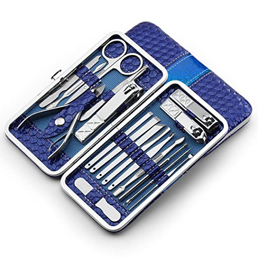 Professional Manicure Pedicure Nail Clippers Life Travel Portable
