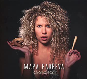 Chameleon Maya Fadeeva Amazon De Musik