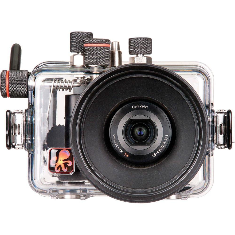 Ikelite 6116.10 Underwater Camera Housing, Clear