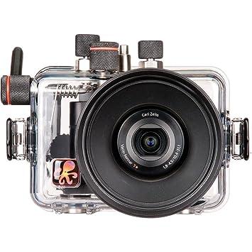 Amazon.com: Ikelite 6116.10 carcasa submarina para cámara ...
