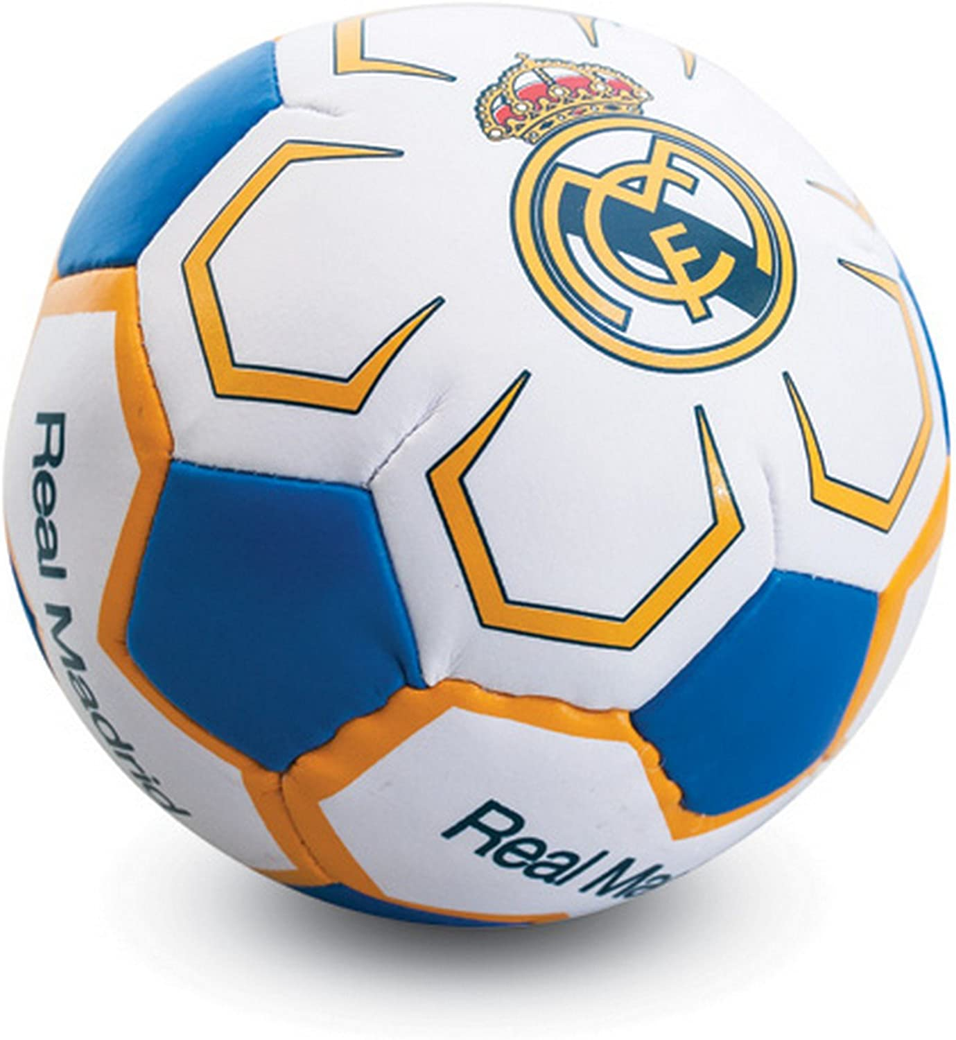 Real Madrid CF Official - Balón de fútbol mini con escudo (Talla ...