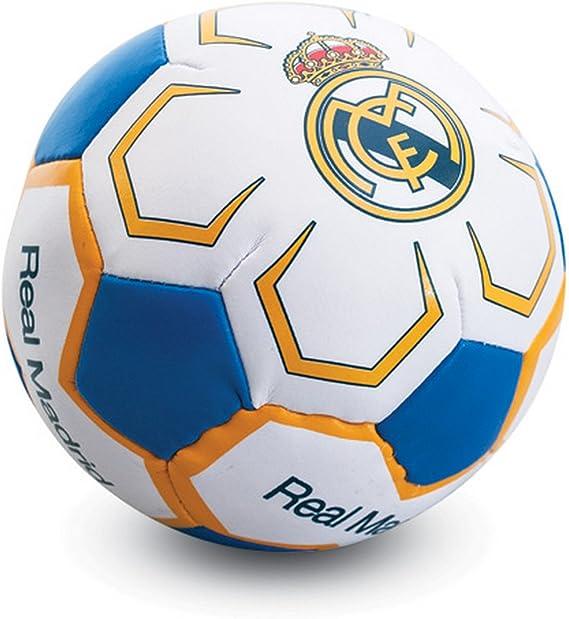 Real Madrid CF Official - Balón de fútbol mini con escudo (Talla ...