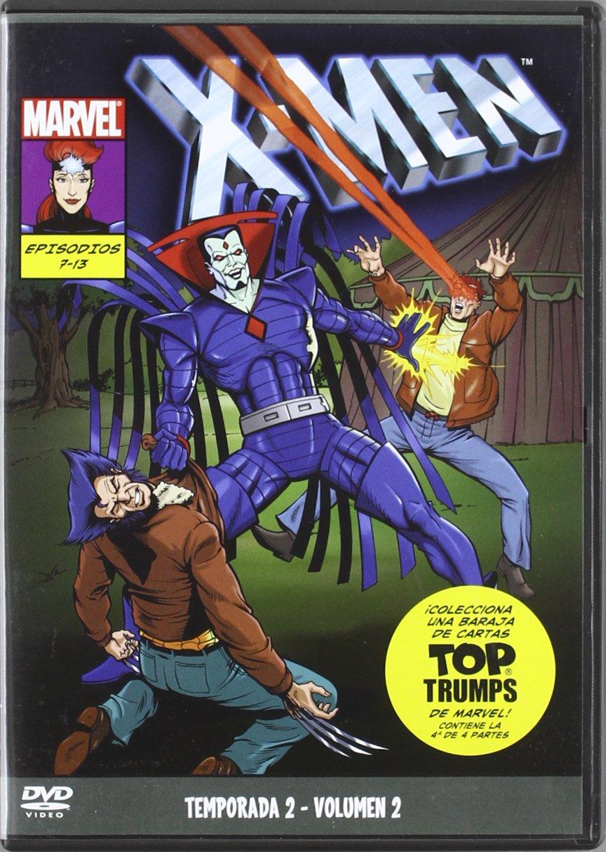 Amazon.com: X-Men Temp. 2 Vol. 2 (Import Movie) (European ...