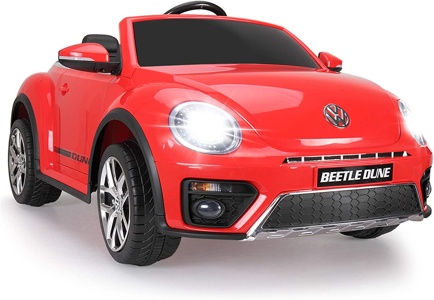 TOBBI 12V Licensed Volkswagen Beetle