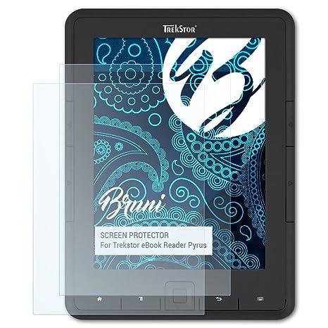 Bruni Película Protectora para Trekstor eBook Reader Pyrus ...