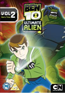 Ben 10: Ultimate Alien - Volume 4 [DVD]: Amazon co uk: DVD