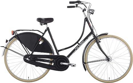 Ortler Van Dyck - Bicicleta Holandesa - Negro 2018 Bicicleta ...