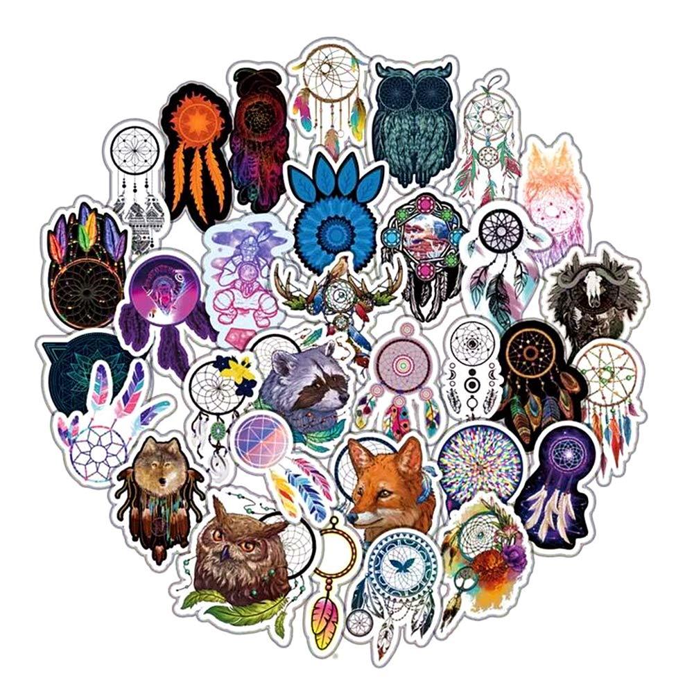 Stickers Calcos 57 un. Surtidos Origen U.S.A. (7SJ6PSNL)