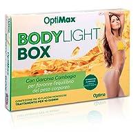 Optima Optimax Body Light Box 10 flaconcini da 50 ml