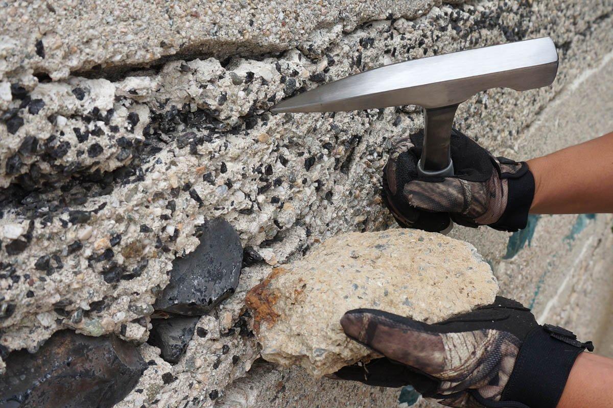 SE 8399-RH-ROCK 11-Inch Rock Hammer, 20 Oz. by SE (Image #4)