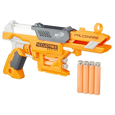 NERF N-Strike Elite AccuStrike Series FalconFire: Toys & Games