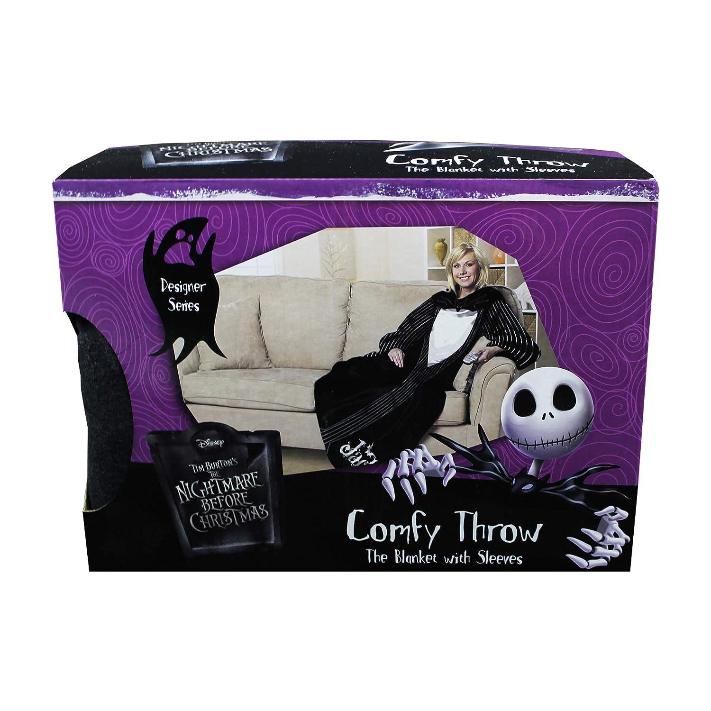 Amazon.com: Nightmare Before Christmas JACK Tuxedo Grim Reaper Comfy ...