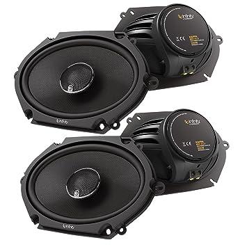 infinity kappa speakers. (2x) infinity kappa 682.11cf 6\u0026quot; x 8\u0026quot; / 5\u0026quot; speakers s