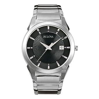 0b4f692055f Amazon.com  Bulova Men s 96B149 Dress Classic Watch  Bulova  Watches