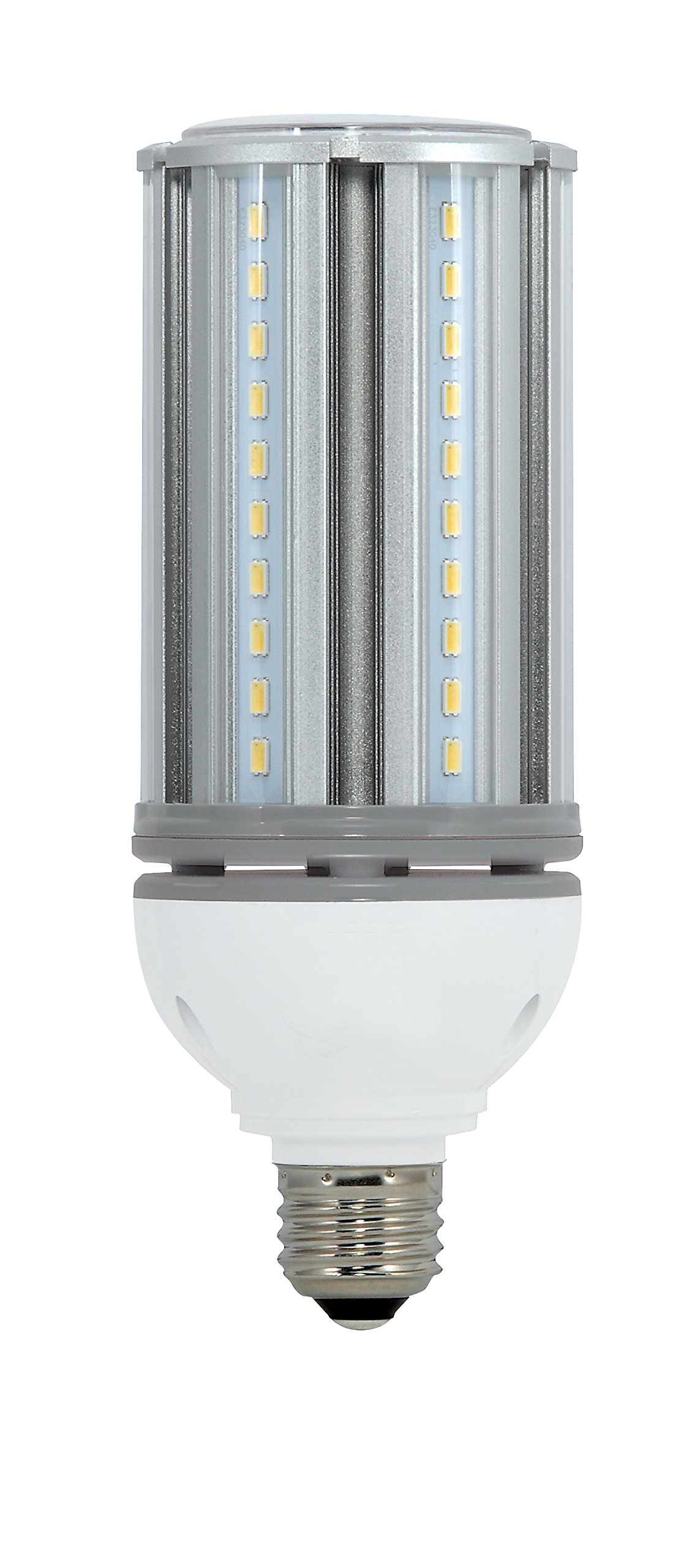 (6-Pack) Satco S9391 - 22W/LED/HID/5000K/100-277V 22W 5000K E26 Base 100W HID Replacement LED Light Bulb