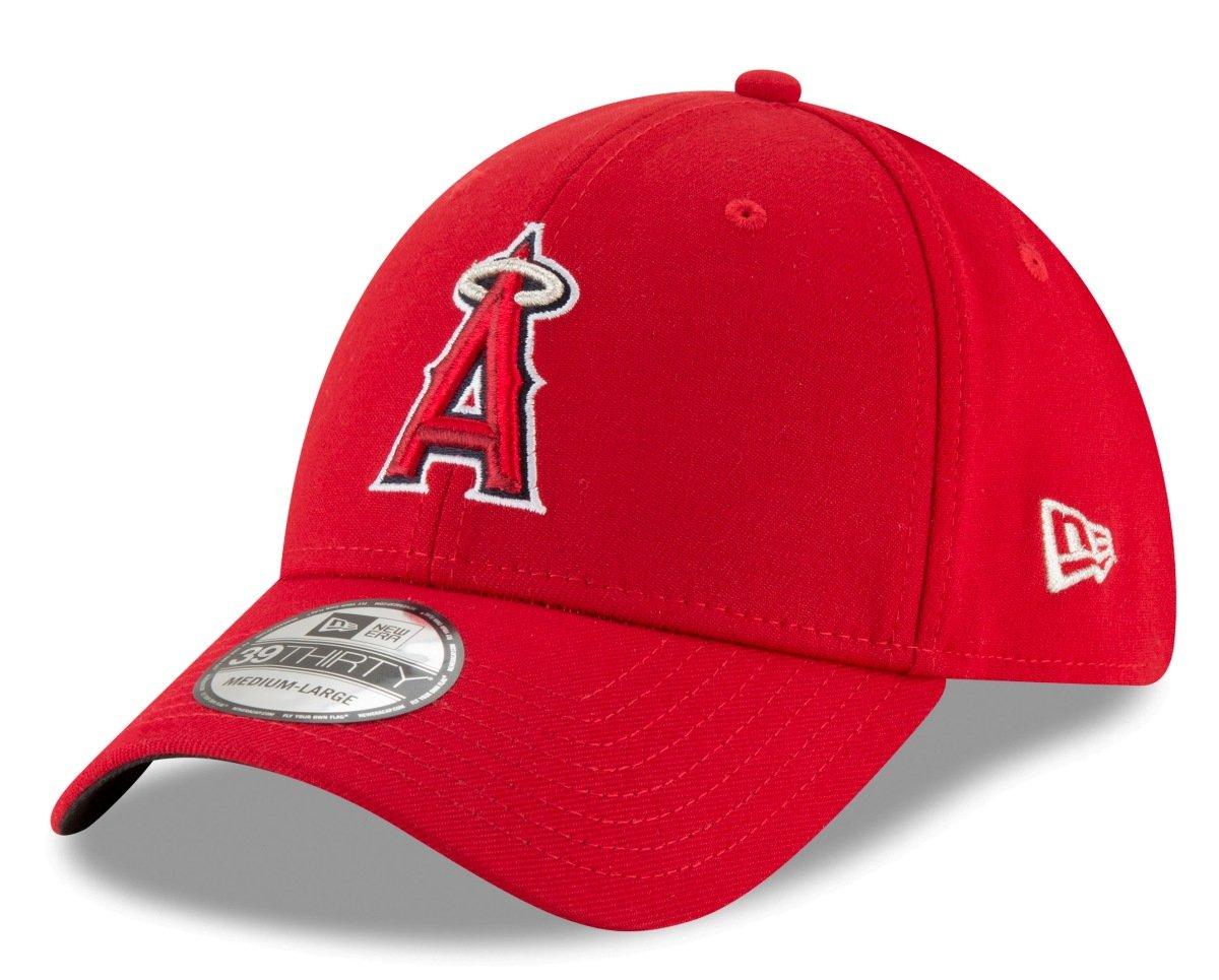 New Era Los Angeles Angels MLB 39THIRTY Team Classic Flex Fit Hat