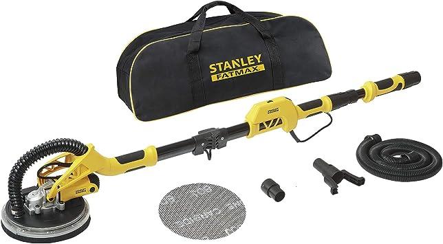 Stanley SFMEE500S-QS Lijadora para paneles de yeso 750W, Ø225mm ...