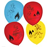 Amscan International - Globos Sam el bombero (998169)