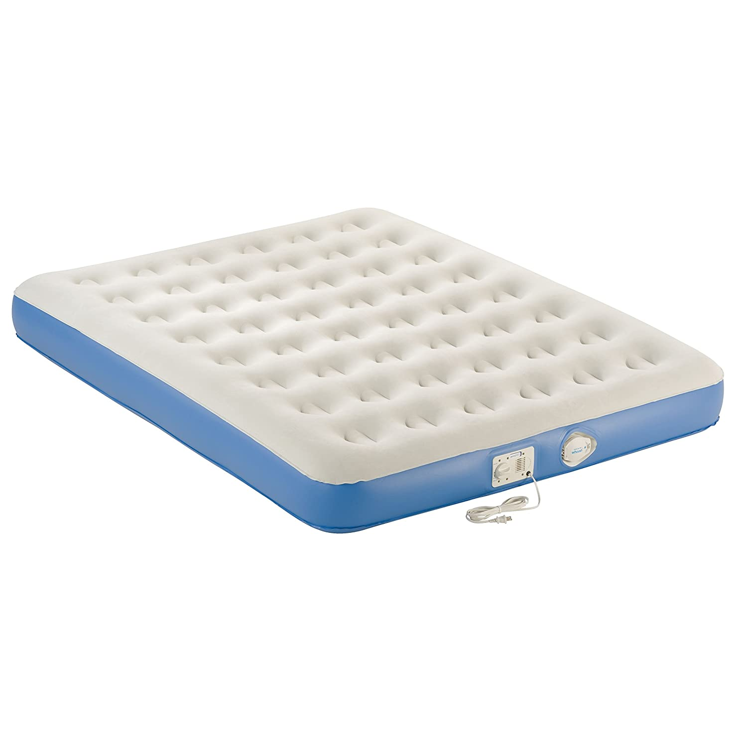 AeroBed Extra Bed with Built-In Pump