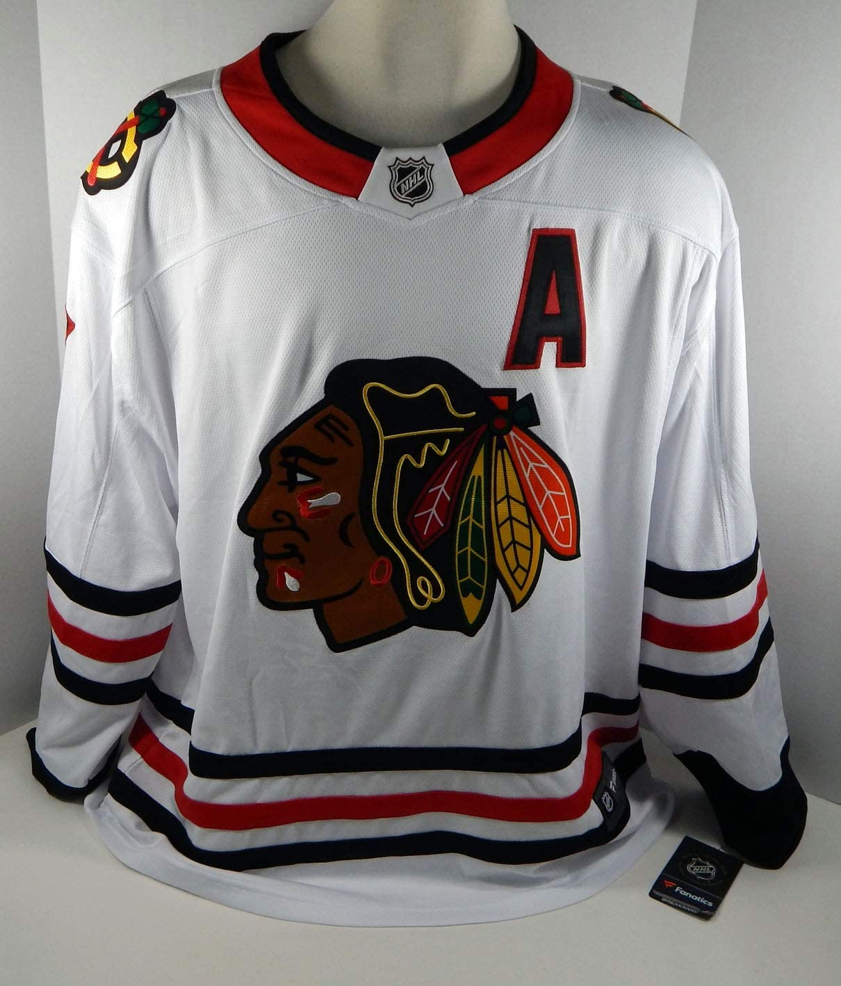 blackhawks new jersey