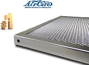 Air-Care 20x30x1 Silver Electrostatic Washable A/C Furnace Air Filter - Limited, Never Buy Another Filter!! - Made In the USA