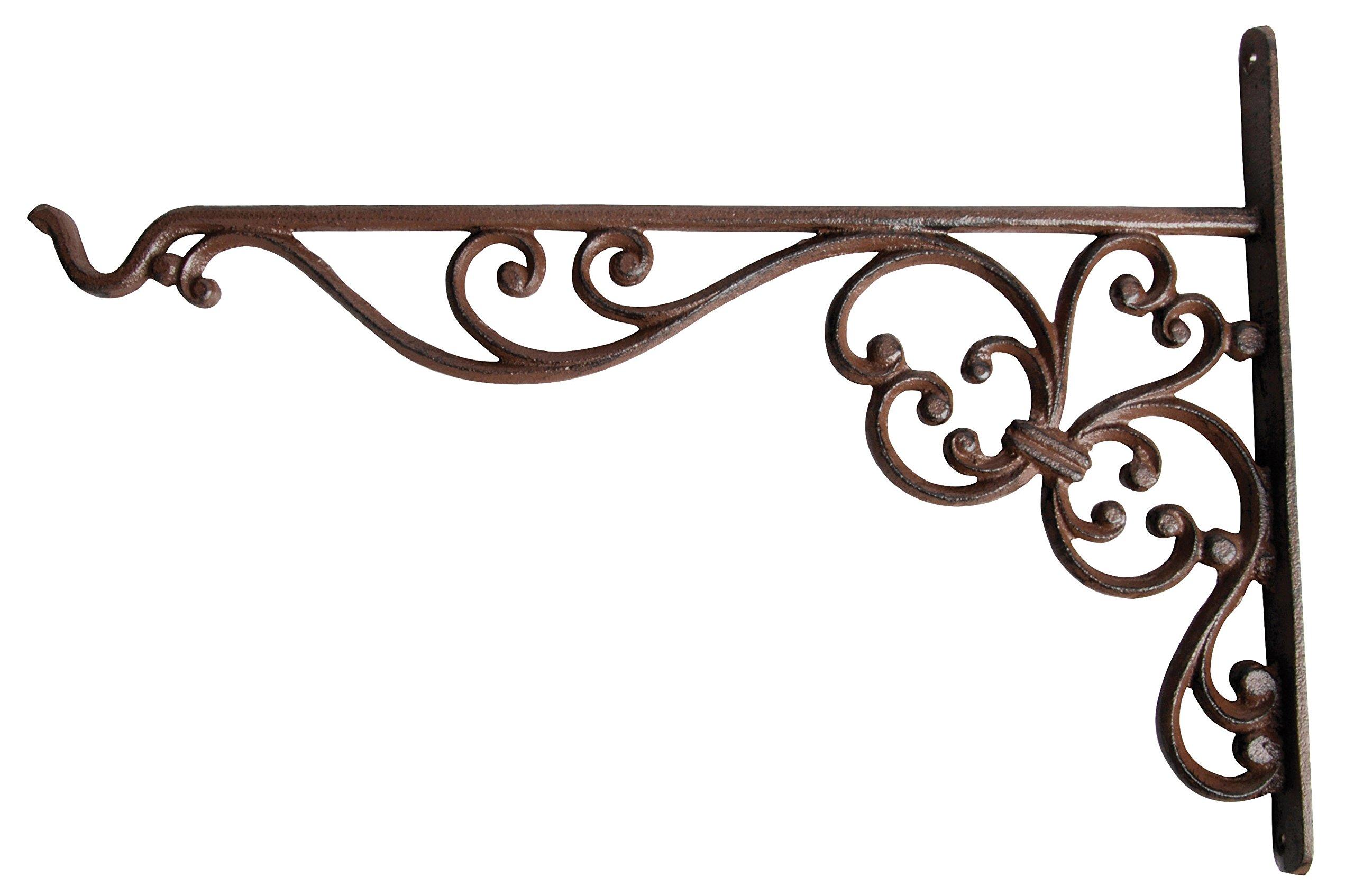 Esschert Design Cast Iron Basket Hanger by Esschert Design