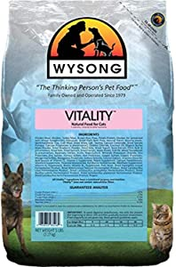 Wysong Vitality Adult Feline Formula Dry Diet Cat Food