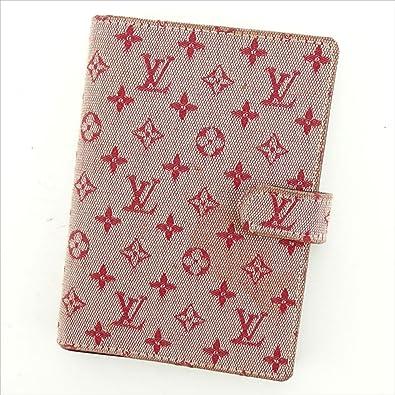 379d0ed3364c (ルイヴィトン) Louis Vuitton 手帳カバー スリーズ(チェリー) アジェンダPM モノグラムミニ
