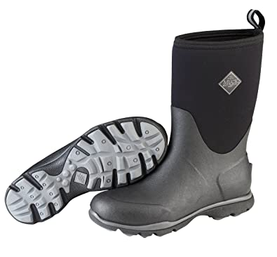 6728c123e8ff2 Amazon.com   Muck Boot Arctic Excursion Mid-Height Rubber Men's Winter Boot    Snow Boots