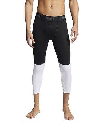 Nike M NP Tght 3qt LV, Pantaloni Uomo: Amazon.it: Abbigliamento